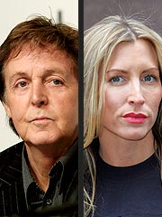 Paul McCartney Divorce